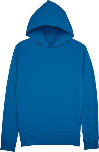 Knows - Raglan-Hoodie - blau - Bild 1