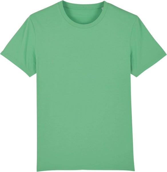 T-Shirt aus Bio-Baumwolle - chameleon green