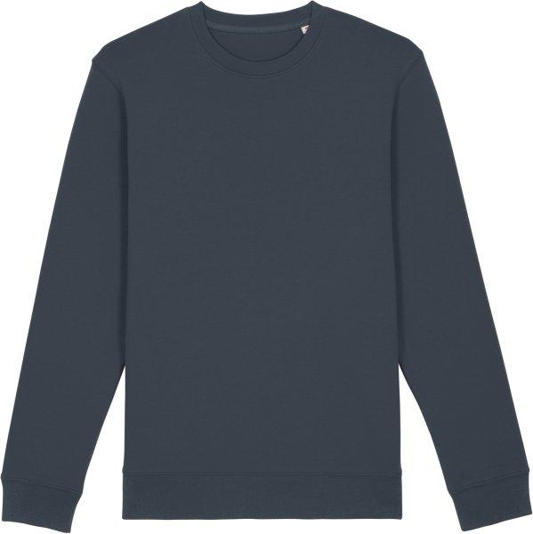 Unisex Sweatshirt aus Bio-Baumwolle - india ink grey