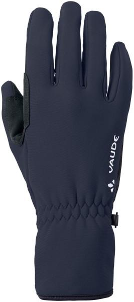 Handschuhe VAUDE Basodino gloves eclipse 06448