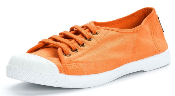 Basket - Schnürschuhe aus Bio-Baumwolle - naranja - Bild 1