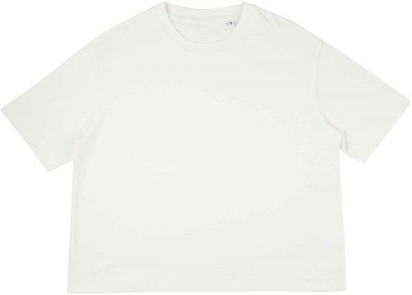 Organic Heavy Oversized T-Shirt - white mist