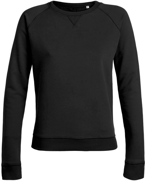Trips - Sweatshirt aus Bio-Baumwolle - schwarz - Bild 1