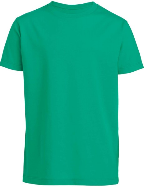 Kinder T-Shirt Bio-Baumwolle - vivid green