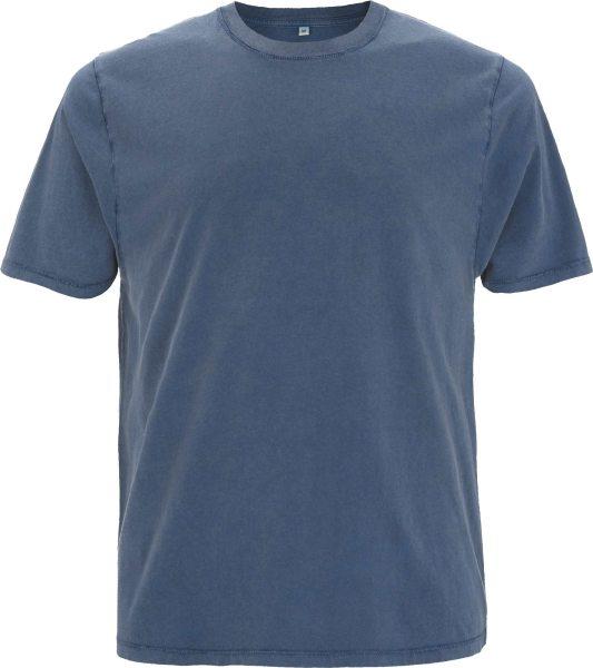 Organic Heavy Oversized T-Shirt - stone denim