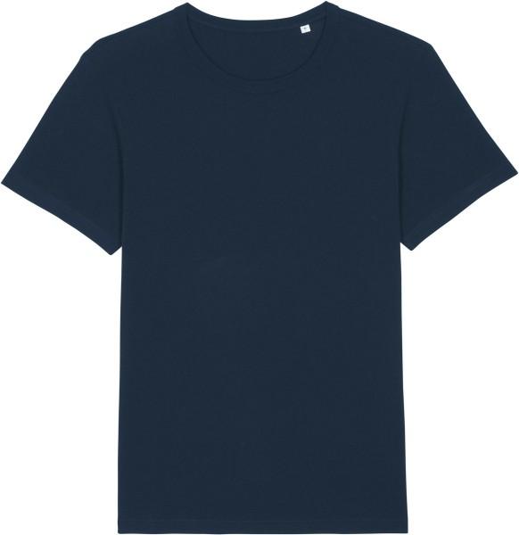 T-Shirt aus Bio-Baumwolle - french navy