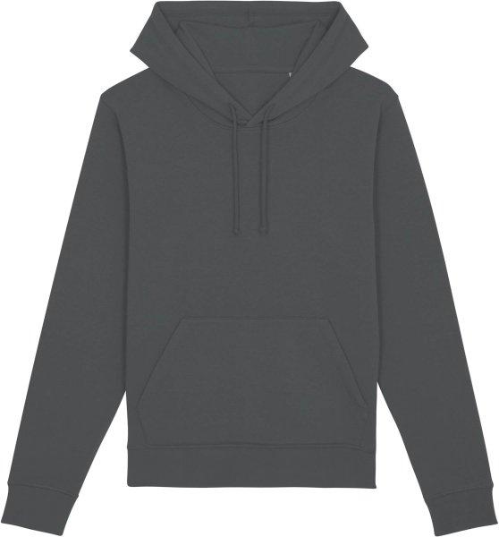 Unisex Hoodie aus Bio-Baumwolle - anthracite