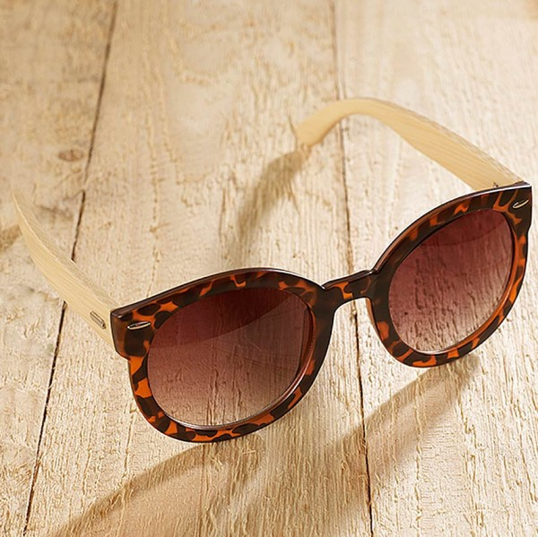 "Antonio Verde Eco Friendly Sunglasses - ""Malaga Panter"""