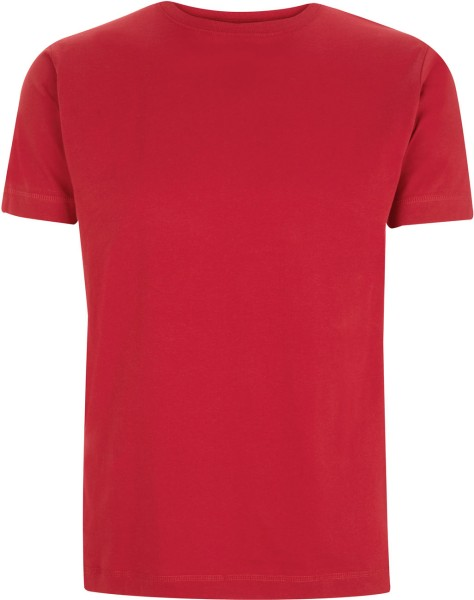 Classic Jersey T-Shirt stereo red (gedecktes rot)