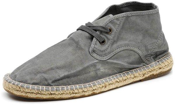 Safari Yute Enzimatico - Schnürschuhe aus Bio-Baumwolle - gris - Bild 1