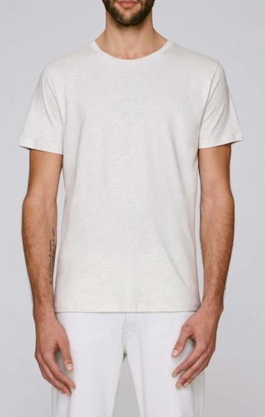 Leads - T-Shirt aus Bio-Baumwolle - cream heather grey - Bild 1