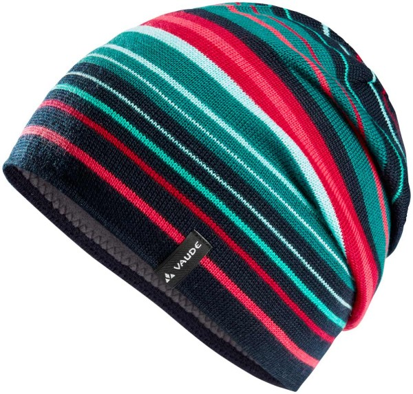 Mütze Valdres Beanie III - petroleum