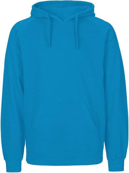 Hooded Sweatshirt aus Fairtrade Bio-Baumwolle - sapphire