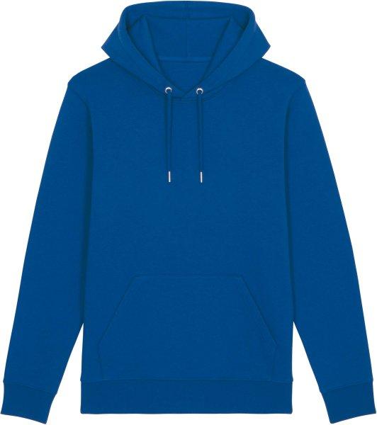 Unisex Hoodie aus Bio-Baumwolle - majorelle blue