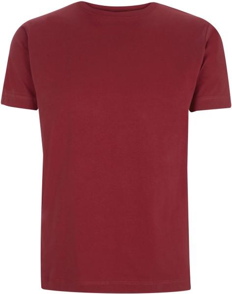 Classic Jersey T-Shirt - burgundy
