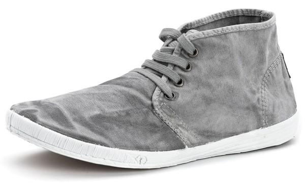 Safari Enzimatico - Schnürschuhe aus Bio-Baumwolle - gris - Bild 1