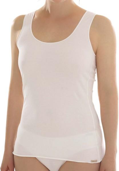 Unterhemd aus Fairtrade Biobaumwolle - offwhite