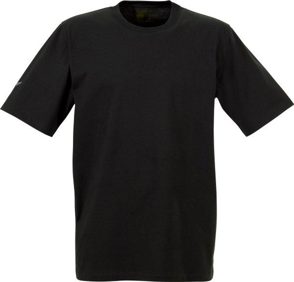 Change - Klassisches T-Shirt - Biobaumwolle schwarz - Bild 1