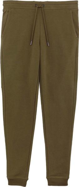 Jogginghose aus Bio-Baumwolle - british khaki