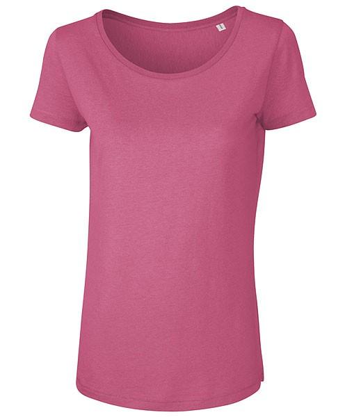Loves Modal - T-Shirt aus Modalfasern - camelia pink - Bild 1