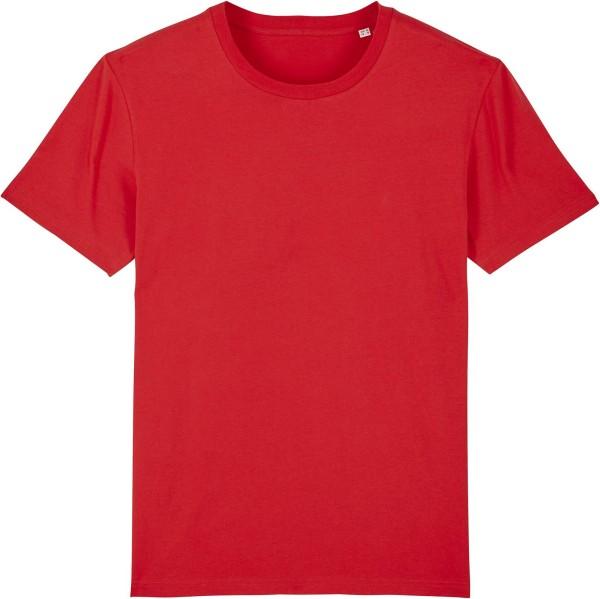 T-Shirt aus Bio-Baumwolle - red