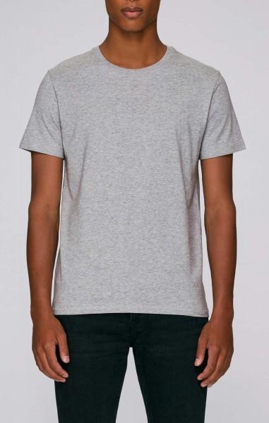 Hips - T-Shirt schwerer Stoff Bio-B. - heather grey - Bild 1