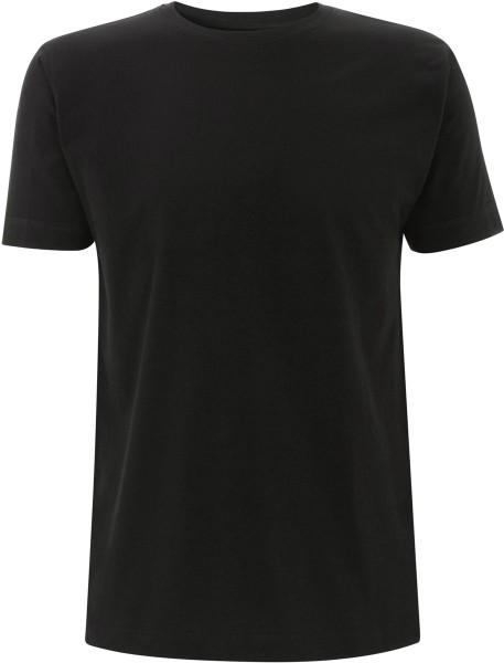 Classic Jersey T-Shirt schwarz