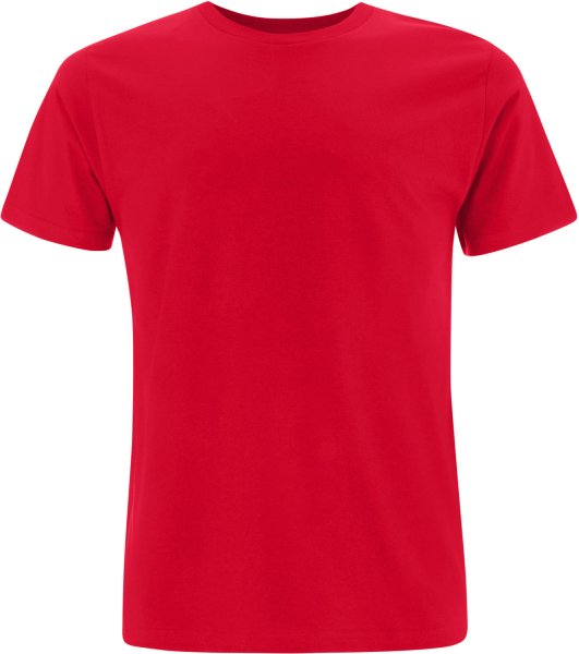 Organic T-Shirt CO2-neutral - rot