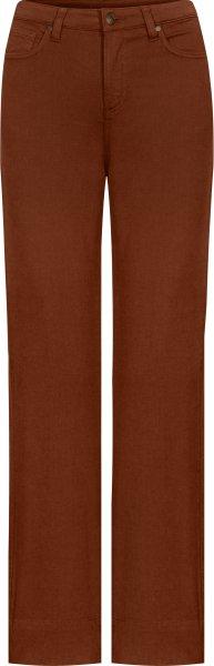 Jeans aus Bio-Baumwolle - red