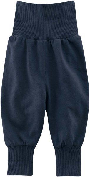 Baby Hose aus Bio-Baumwolle – navy