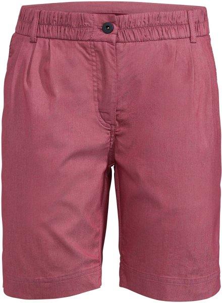 Damen Bermuda Redmont Shorts - red cluster