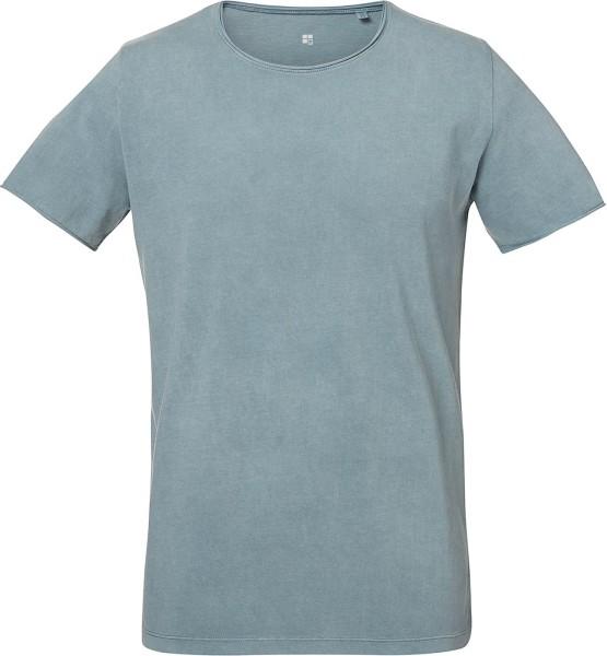Faires und umweltfreundlich hergestelltes T-Shirt im Vintage-Look