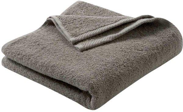 Handtuch aus Bio-Baumwolle 100x50 cm kaschmir