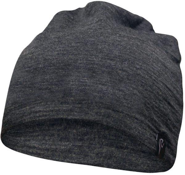 Underwool Hat - Mütze aus Wolle - graphite marl