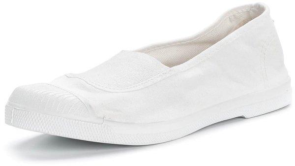 Elastico Central - Slipper aus Bio-Baumwolle - blanco - Bild 1