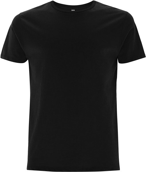 Organic Standard T-Shirt CO2-Neutral black - Bild 1