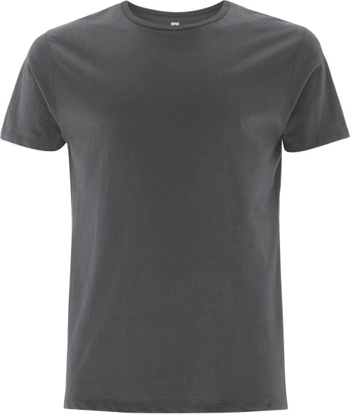 Organic Standard T-Shirt CO2-Neutral light charcoal - Bild 1