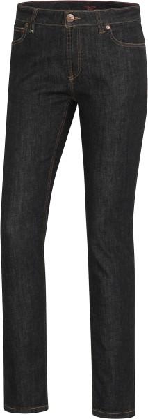 Svenja - 5 Pocket Jeans aus Bio-Baumwolle - classic black