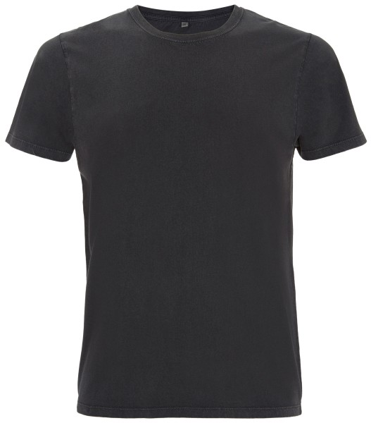 Stone Wash Shirt black EP100