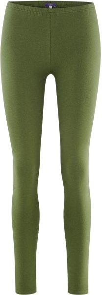 Winter-Leggings aus Bio-Baumwolle - cypress