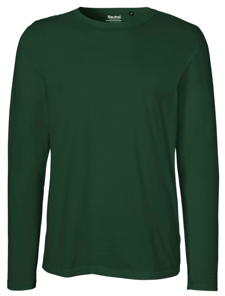 Neutral - Herren Longsleeve - bottle green