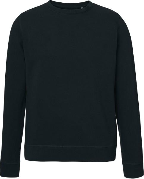Rise - Sweatshirt aus Bio-Baumwolle - schwarz