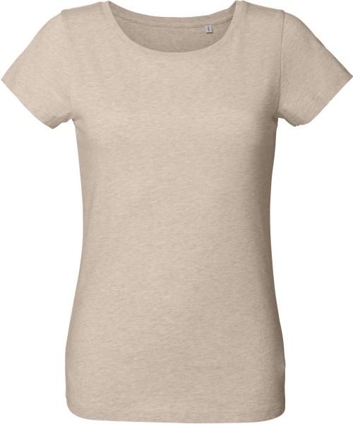 Wants - T-Shirt aus Bio-Baumwolle - mid heather beige - Bild 1