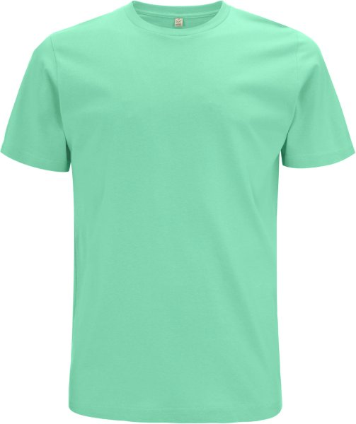 Organic T-Shirt CO2-neutral - mint green