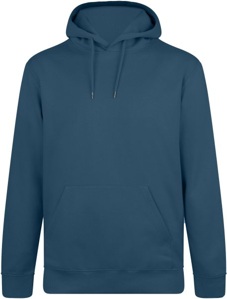 Organic Unisex Hoodie - denim blue