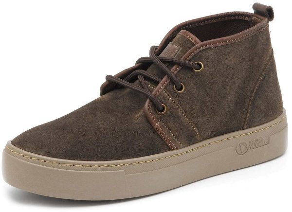 Safari Suede - Wildlederschuhe - marron