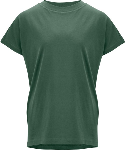 Fairtrade T-Shirt Madhu aus Bio-Baumwolle - bottle green