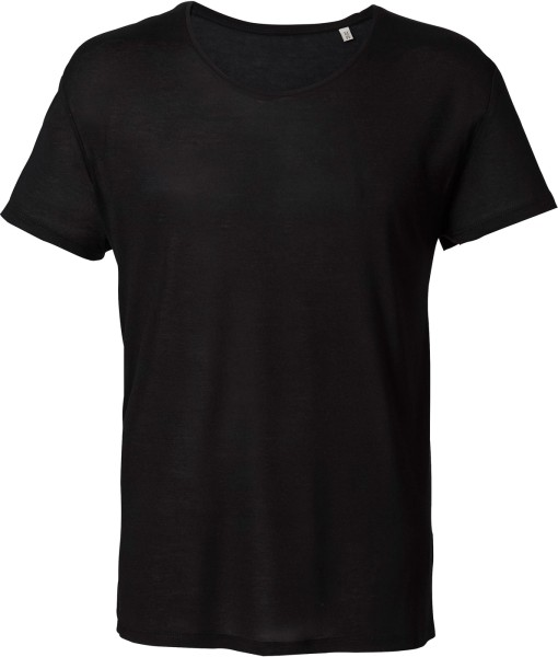 e7f60f09721e39 Lässig geschnittenes T-Shirt für Herren aus 100% Modal