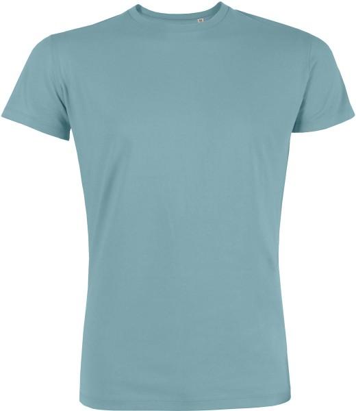 Leads - Kurzarmshirt aus Bio-Baumwolle - citadel blue - Bild 1