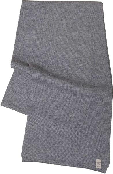 Schal aus Merinowolle - grey